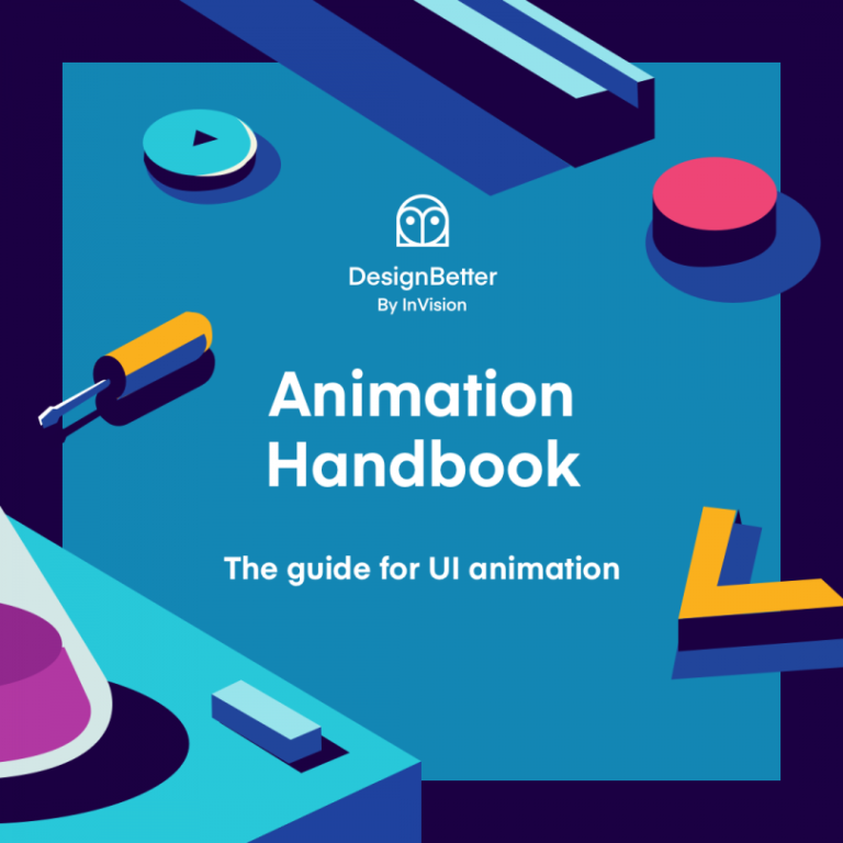 The Animation Handbook, By InVision